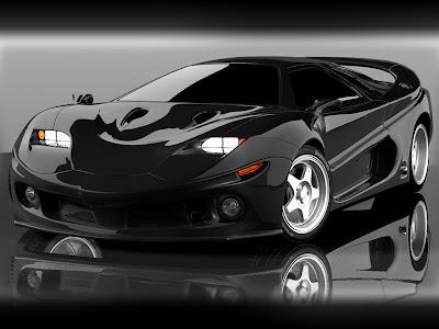 Exotic car 3