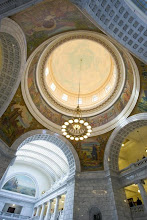 Utah State Capitol Rotunda