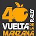 El 40° Rally Vuelta de la Manzana se presenta en el ACA