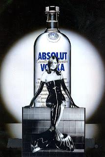 Sirenita y vodka