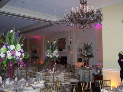 Cheap Wedding Reception Halls on Karen Wall Garrison Paintings  Alpine Country Club  Demarest  Nj