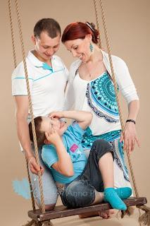 najapilt fotostuudios, ema isa ja laps