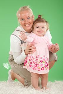 ema ja laps fotostuuidos