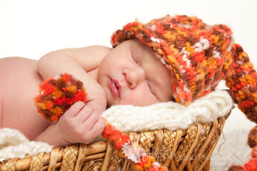 vastsündinud beebi portree
