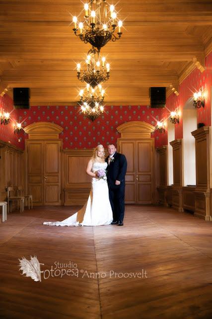 pruutpaar lossis