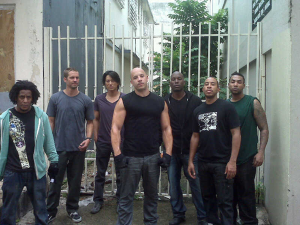 """fast five paul walker. """"Fast and Furious 5 will"""