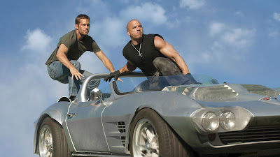 Fast and Furious 5 - best movies 2011