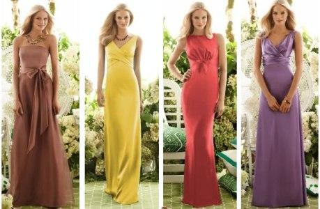 fotos de vestidos para casamento 2011