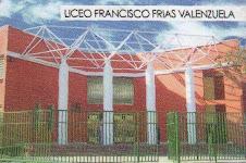 Frontis Liceo Francisco Frias Valenzuela