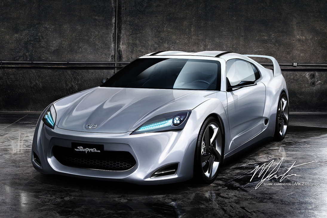 News The New Supra Concept Will Be Unveiled In Detroit