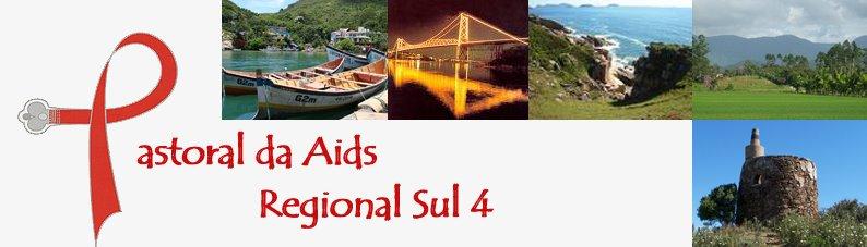 Pastoral da Aids - Regional Sul 4