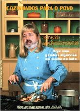 Cozinhando... alguém