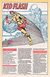 Kid Flash DC Comics