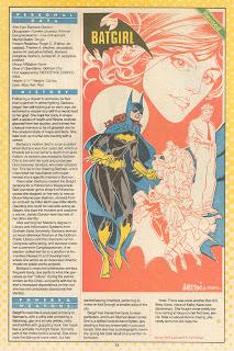 Batgirl (ficha dc comics)