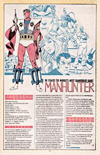Cazador (Manhunter)