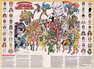 Sociedad Secreta de Supervillanos