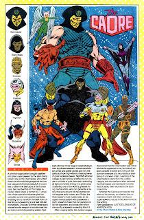 Cadre (Liga de Justicia)