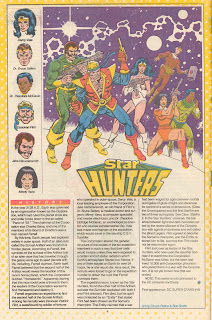 Star Hunters (DC Comics)