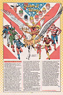 Siete Soldados de la Victoria (DC Comics)