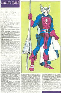 Caballero Temible (ficha marvel comics)
