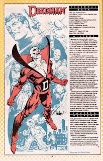 Deadman (Ficha DC Comics)