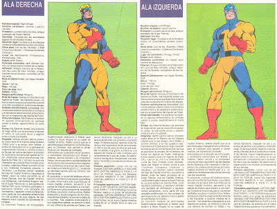 Ala Izquierda Ala Derecha (marvel comics)