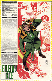 Enemy Ace (dc comics)