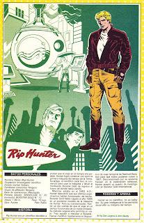 Rip Hunter (ficha dc comics)