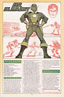 Mister Elemento (ficha dc comics)