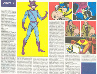 Cambiante (ficha marvel comics)