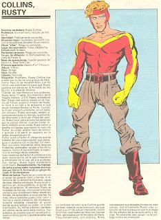 Rusty (ficha marvel comics)