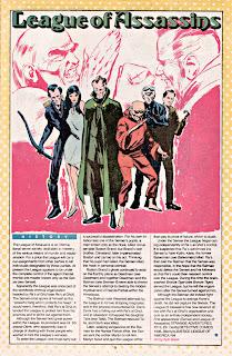 Liga de Asesinos (ficha dc comics)