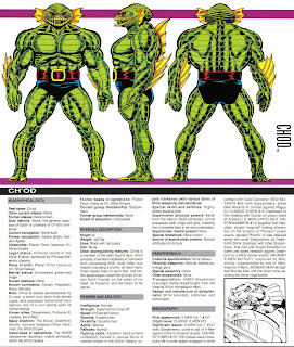 Chod (ficha marvel comics)