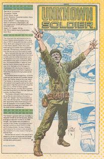 Soldado Desconocido (ficha dc comics)