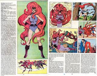 Medusa (ficha marvel comics)