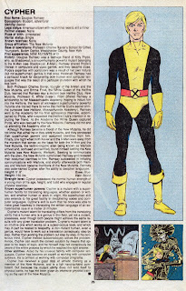 Cipher (New Mutants)