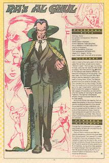 Ras Al Ghul Gotham