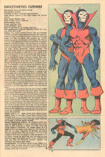Hermanos Grimm (ficha marvel comics)