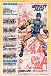 Hombre Infinito (ficha dc comics)