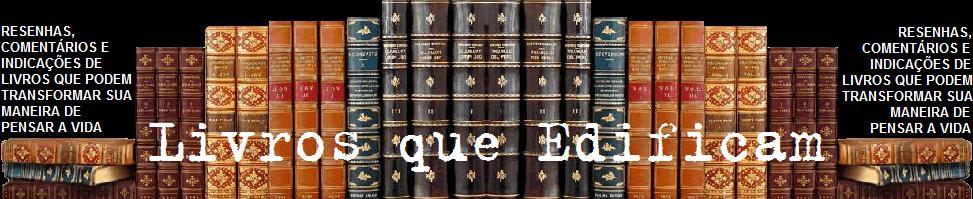 Livros que Edificam