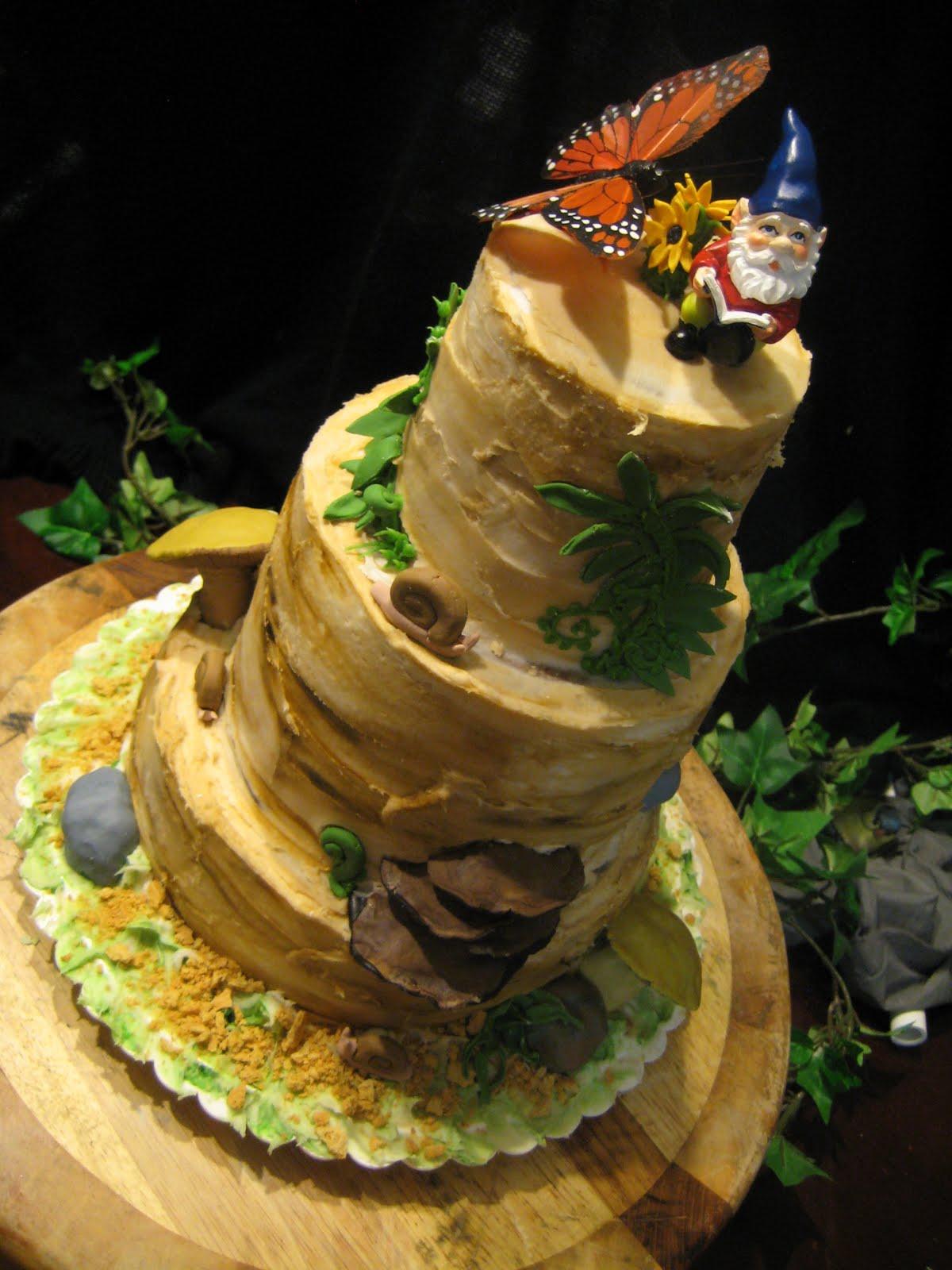Grand Elegance Cakes