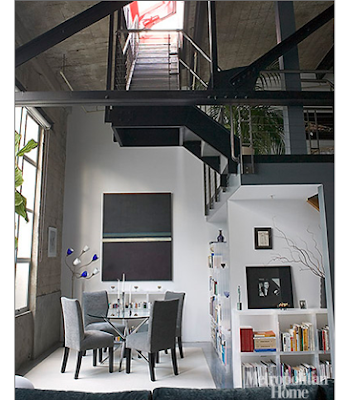 Design Ideas For Loft Apartment