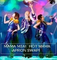Hot Mama's Mama Mia Apron Swap