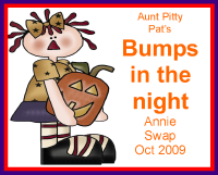 Bumps in the Night Annie Swap