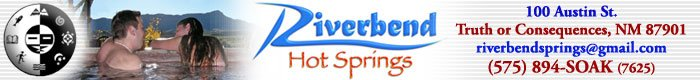 What's New at Riverbend Hot Springs