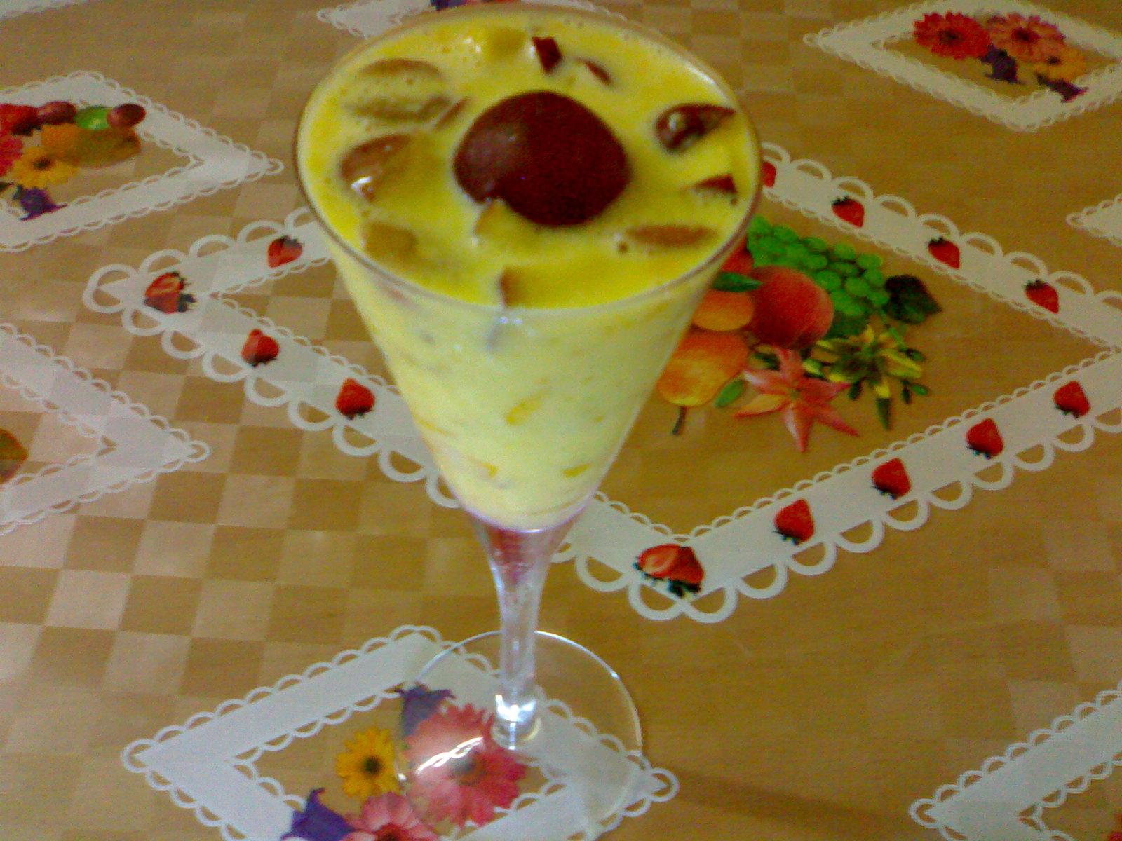 Simple Indian Fruit Salad