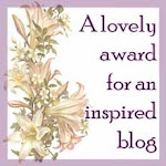 2nd Blog Award From Marie at VIA