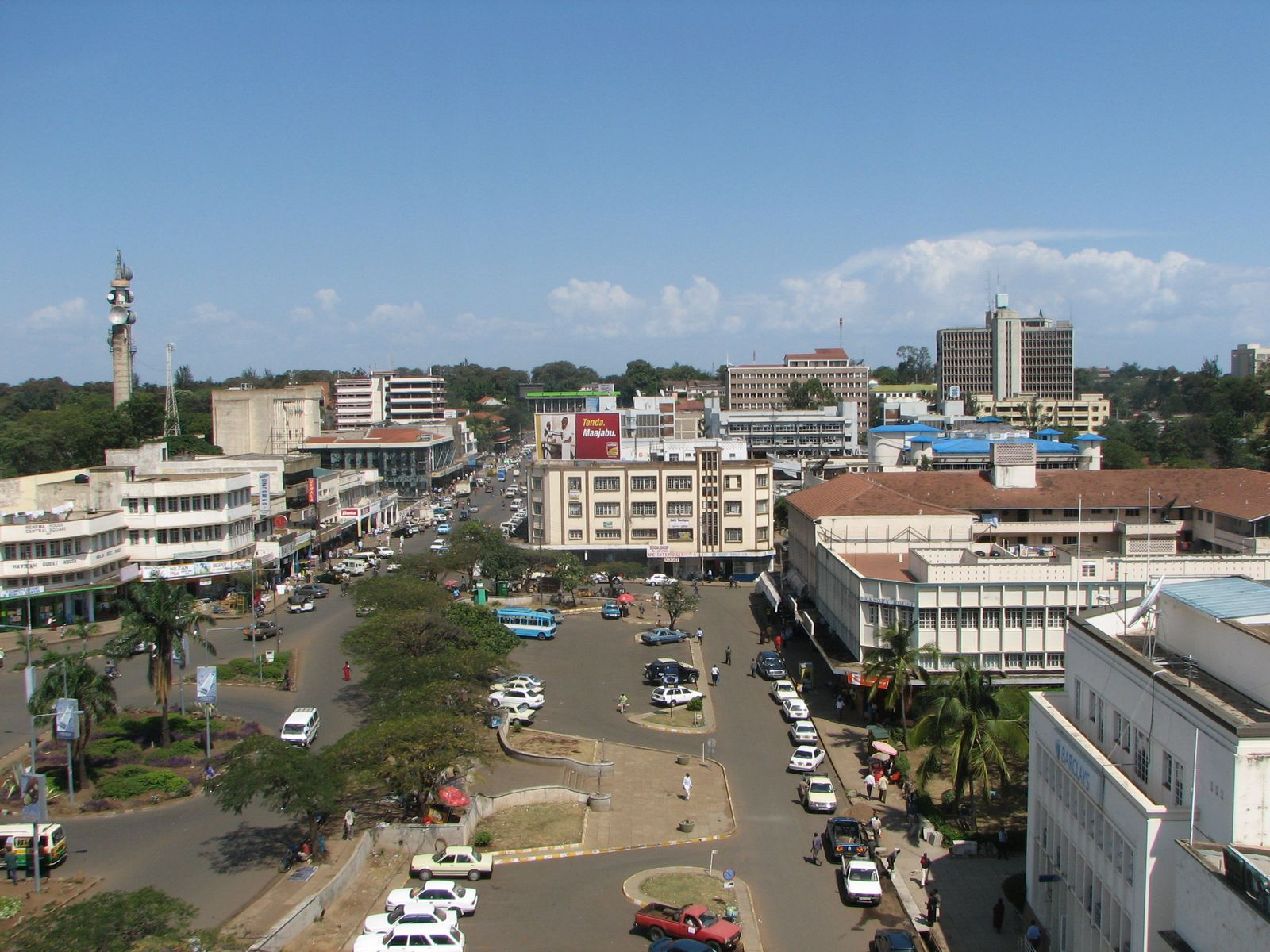 Kisumu Kenya  city photos gallery : The Blog: November 2010