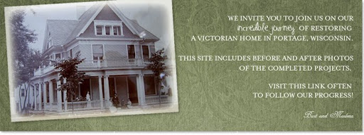 Our Victorian Home Restoration