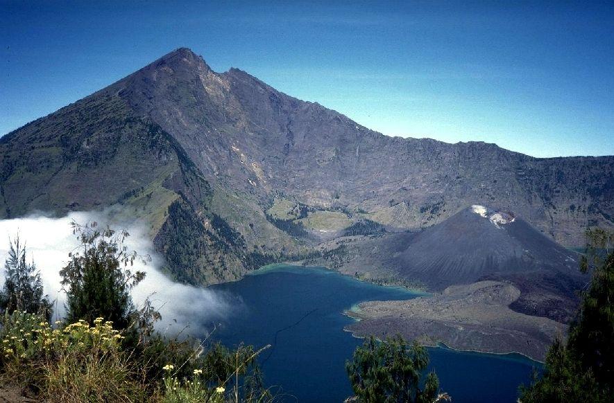 Mountain Rinjani Indonesia